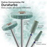Polidores Diamantados | Duraturbo