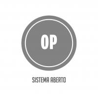 Bloco Cera |  Cinza - P/ Sist. OP Aberto