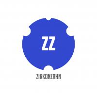 Bloco Cera | Azul - P/ Sist. Zirkonzahn