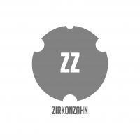 Bloco Cera | Cinza - P/ Sist. Zirkonzahn
